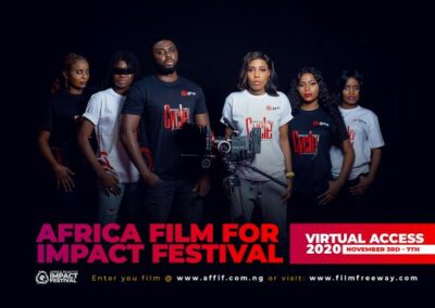 TWO AFDA FILMS ON THE PODIUM @ AFRICA FILM FOR IMPACT FESTIVAL (AFFIF)