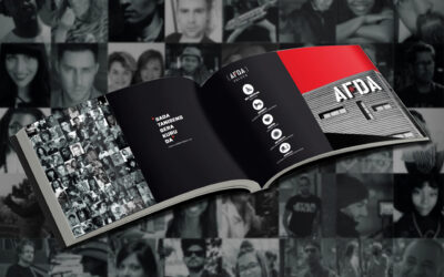 The AFDA Book Goes Live